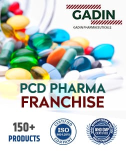 Gadin Pharmaceuticals Pvt. Ltd.
