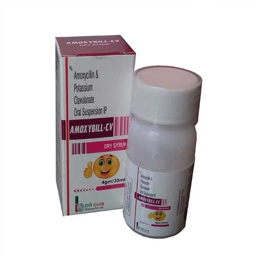 AMOXY BILL CV DRY SYRUP