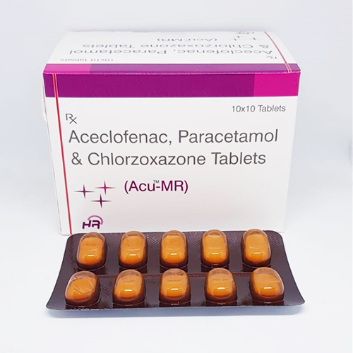 ACU-MR Tablets