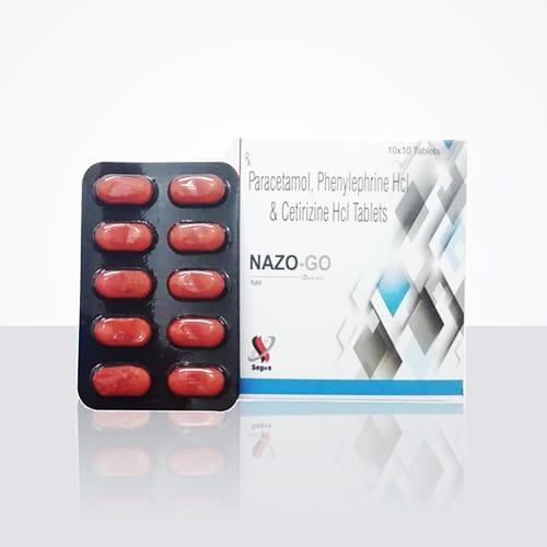 NAZO-GO Tablets