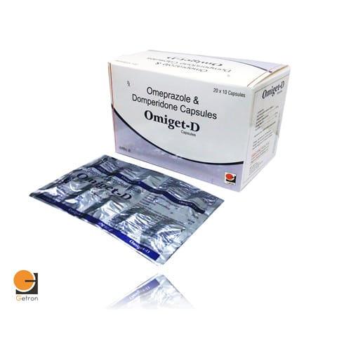 OMIGET D Capsules