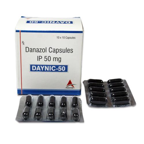 DAYNIC-50 Capsules