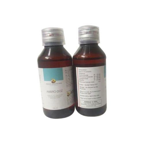 AMBRO - DOZ Syrup