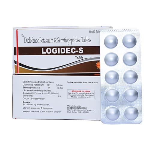 LOGIDEC-S