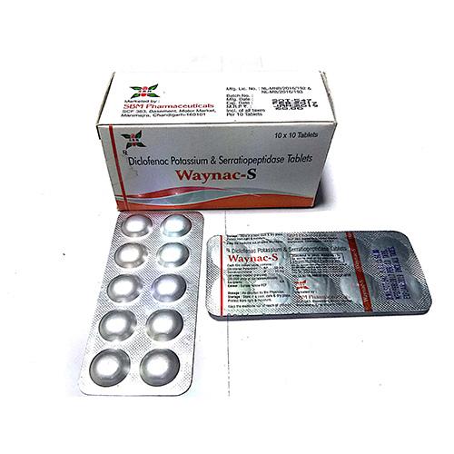 WAYNAC-S Tablets