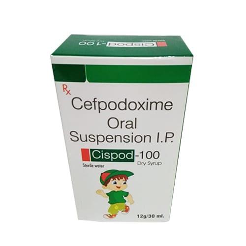 CISPOD-100 Dry Syrup