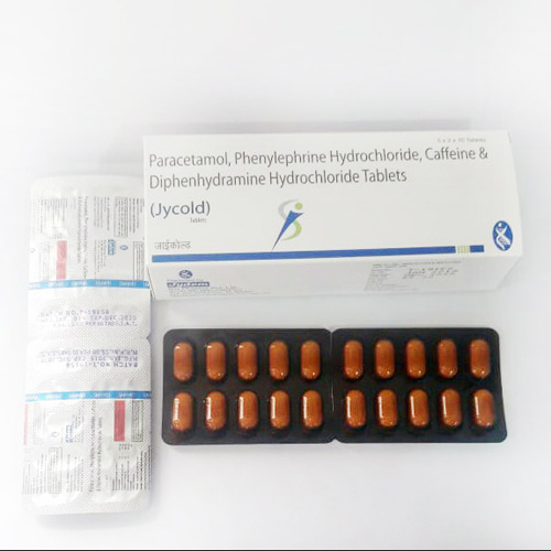 JYCOLD Tablets