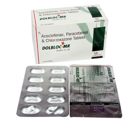 DOLBLOC-MR Tablets