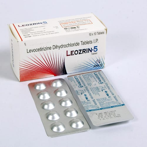 Leozrin-5 Tablets