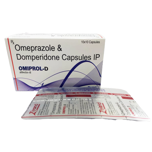 OMIPROL-D Capsules