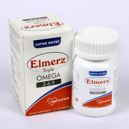 ELMERZ Softgel Capsules (30 Capsules)