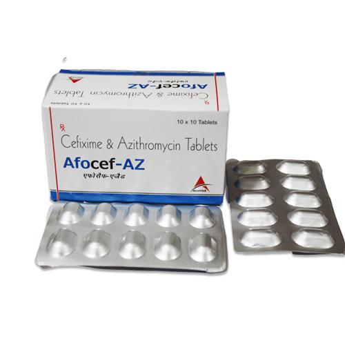 AFOCEF-AZ Tablets