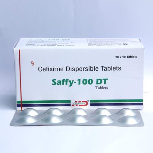 Saffy-100 DT Tablets
