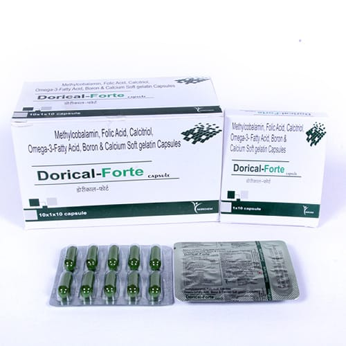 Dorical-Forte Softgel Capsules