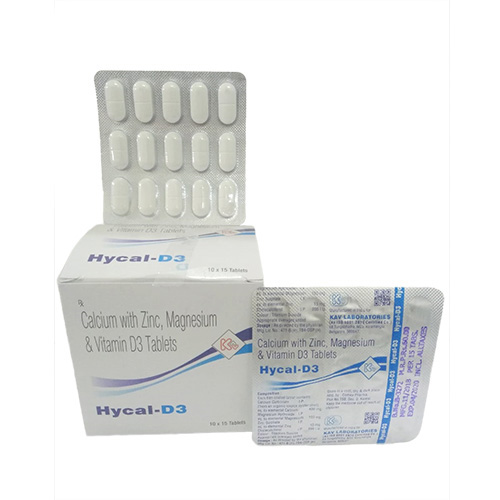 HYCAL-D3 Tablets