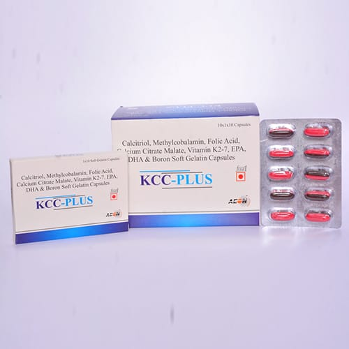 KCC-PLUS Softgel Capsules