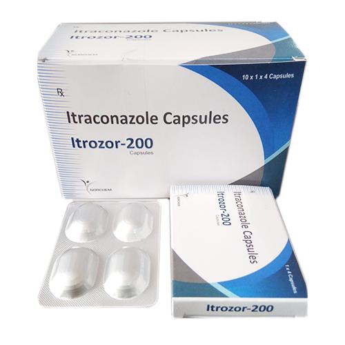 Itrozor-200 Capsules