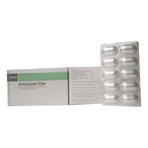 AMZOPAN -DSR Capsules