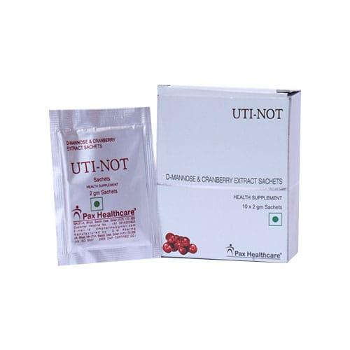 UTI-NOT SACHET