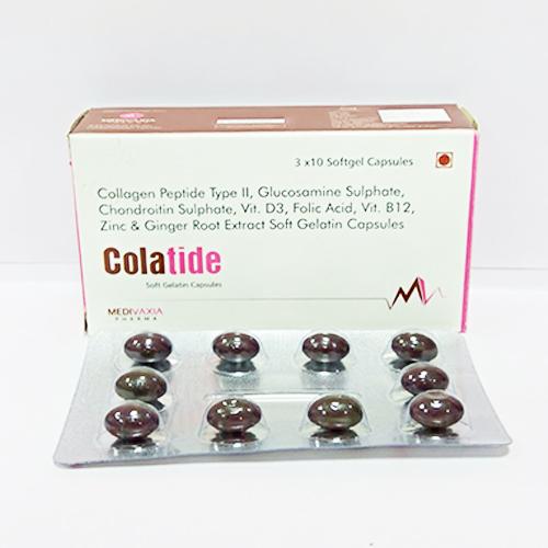 COLATIDE Softgel Capsules