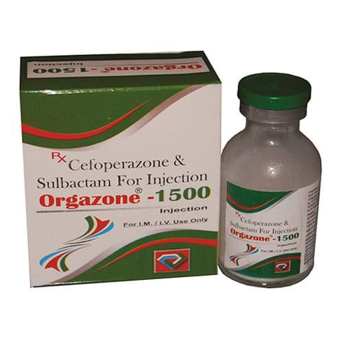 ORGAZONE-1500  Injections