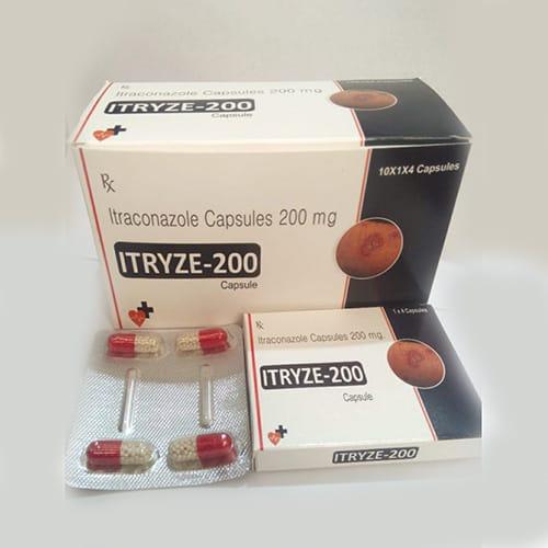 ITRYZE-200 Capsules