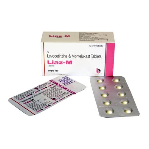 LIAZ-M Tablets