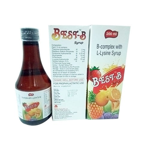 BEST-B Syrup