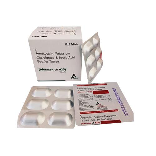 ALENMOX-LB 625 Tablets
