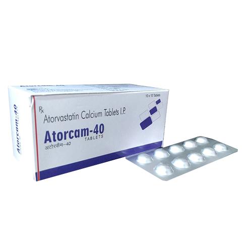 ATORCAM-40 Tablets