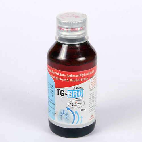 TG-BRO Syrup