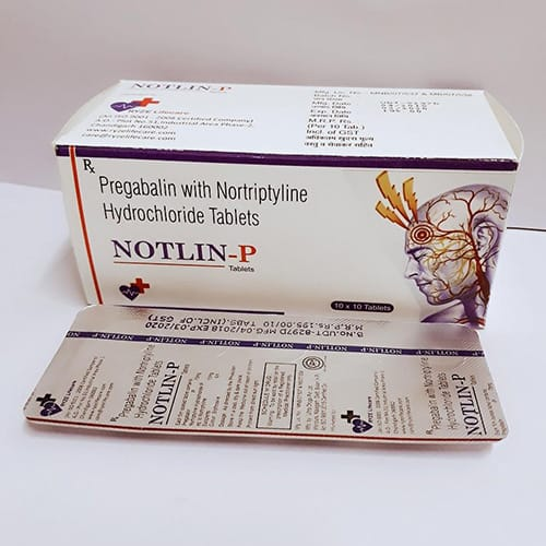 NOTLIN-P Tablets