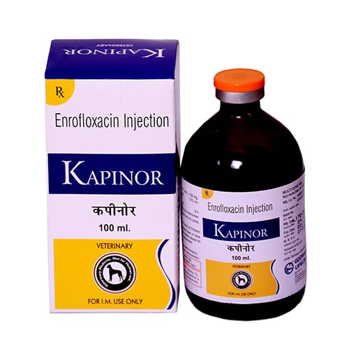 KAPINOR-100ml Dry Injection(Vet.)