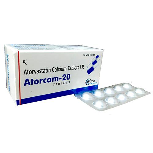 ATORCAM-20 Tablets
