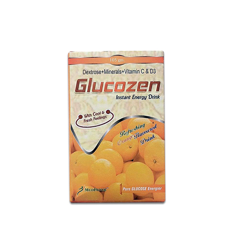 Glucozen Energy Drink