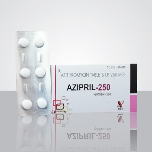 AZIPRIL-250 Tablets