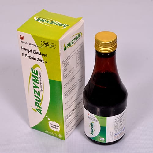 APUZYME Syrup
