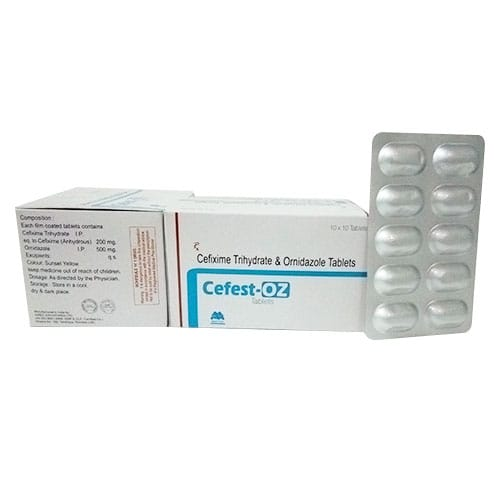 CEFEST-OZ Tablets