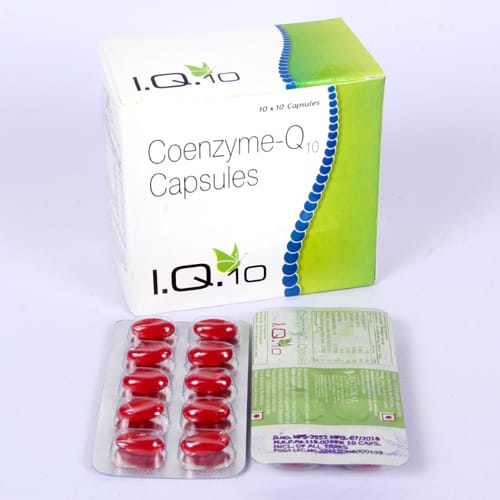I.Q.10- SoftGel Capsules