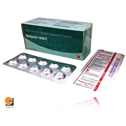 GETPOD 100DT Tablets