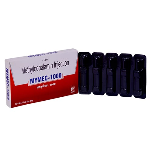 METHYLCOBALAMIN 1000mcg -2ml Liq. Injection