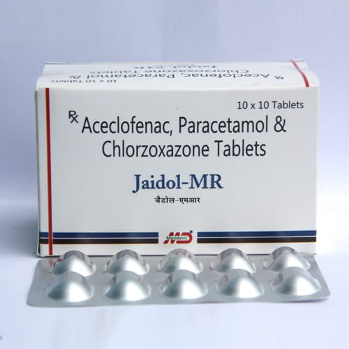 Jaidol-MR Tablets