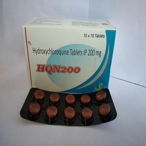 HQN 200 Tablets