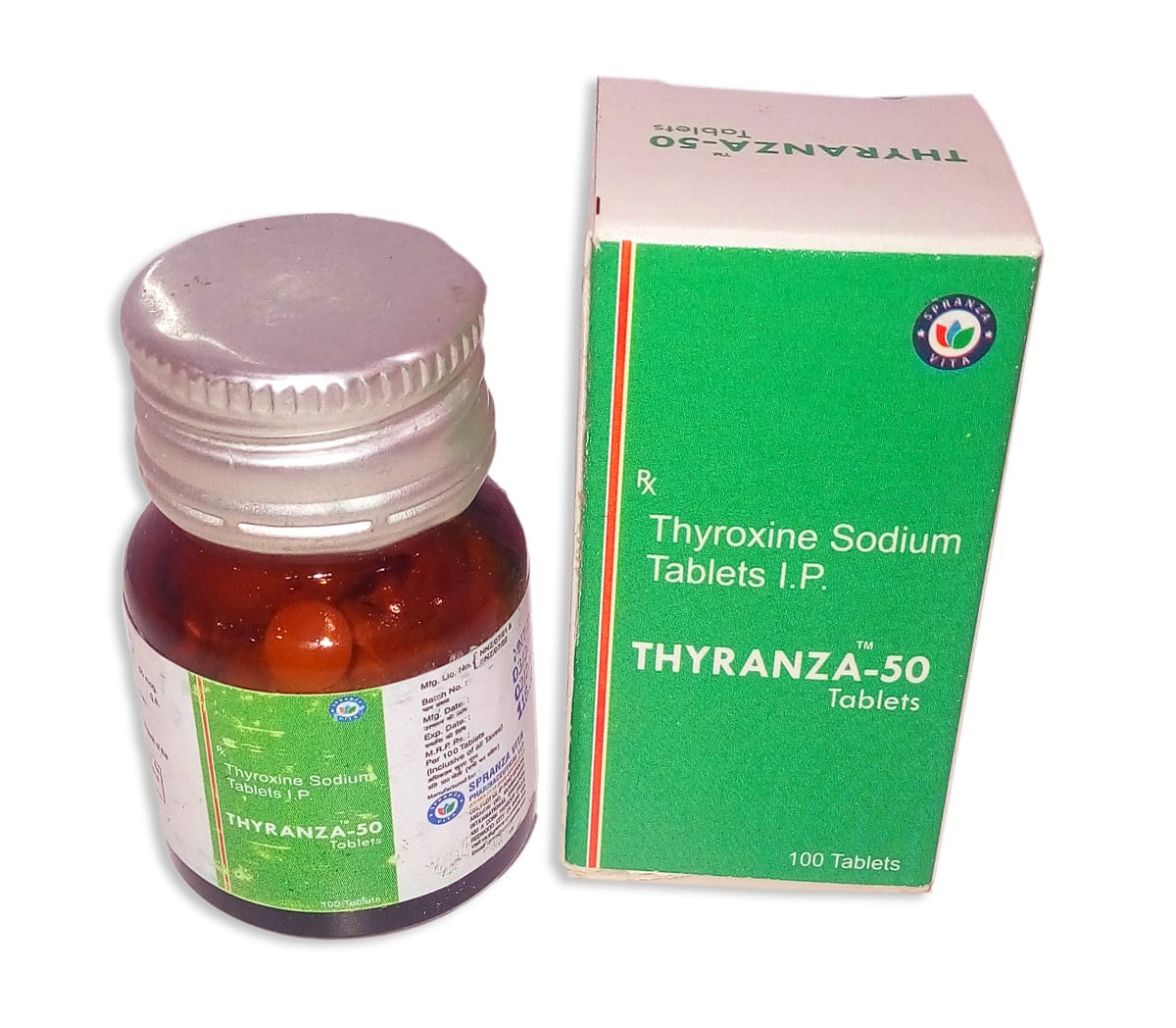 Thyranza 50 Spranza Vita Llp