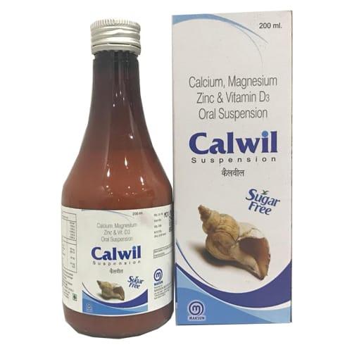 CALWIL Suspension