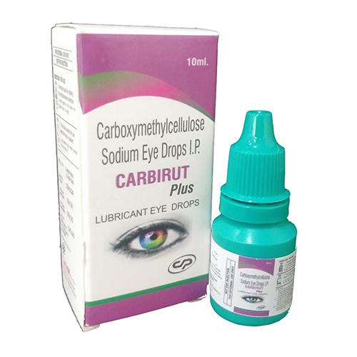Carbirut-Plus Eye Drops