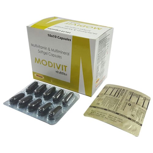 MODIVIT SoftGel Capsules