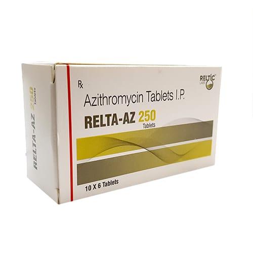 RELTA-AZ 250 Tablets