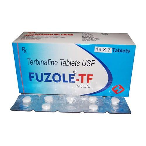 FUZOLE-TF Tablets