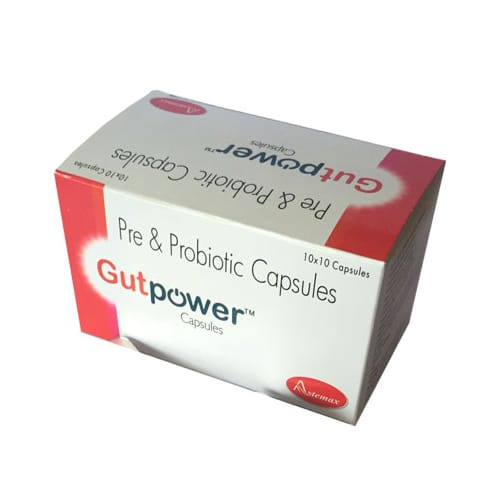 GUTPOWER Capsules